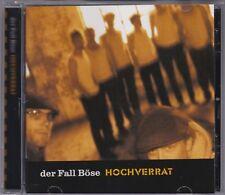Der Fall Bose - Hochverrat - CD (Indigo)