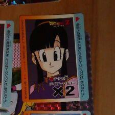 DRAGON BALL Z DBZ AMADA PP PART 18 CARD CARDDASS CARTE 771 MADE IN JAPAN **