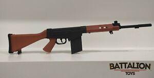 Toy SLR L1A1 Rilfe - Battalion Toys - Australian Made