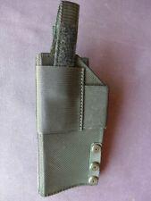 QSI Nylon Sig Sauer 220 226 Police Hunting Left Hand Gun Pistol Belt Holster