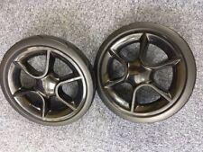 Quinny Moodd 2x Wheel Back Rear Wheel Black Limited