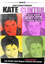 Kate Clinton (DVD, 2007) Comedy Presents WORLDWIDE SHIP AVAIL