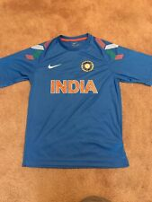 India Nike Sri-Fit Cricket Jersey Men's Size Medium Fitted