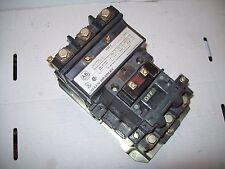 AB ALLEN-BRADLEY 500F-D0D930  SZ 3 CONTACTOR STARTER 90A 50HP 120V COIL P1563