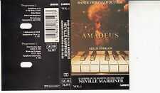 "K 7 AUDIO (TAPE) B.O.F (O.S.T) ""AMADEUS VOL 1"""