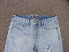 *NWOT AMERICAN EAGLE OUTFITTERS DISTRESSED SKINNY JEANS sz 10R
