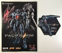 NYCC 2017 Pacific Rim Uprising Promo Flyer And Movie Sticker Decal Exclusive Set