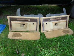 Interior Door Panels Parts For Dodge Ramcharger For Sale Ebay