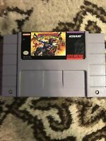 Sunset Riders (Super Nintendo SNES, 1993) ✅Cleaned ✅Tested
