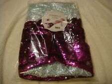 rainbow Mirmaid Tail Blanket with Sequined Tail.