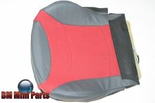 MINI R50 SEAT BASE RED LEATHER/CLOTH 52107155087