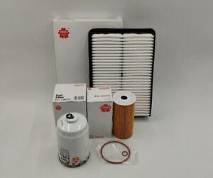 HYUNDAI Santa Fe KIA Sorento Oil Air Fuel Filter Kit 2.2L Turbo Diesel 2010-2015