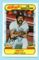 1978 Kelloggs  # 34 Reggie Smith
