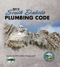 2015 South Dakota Plumbing Code Book - New
