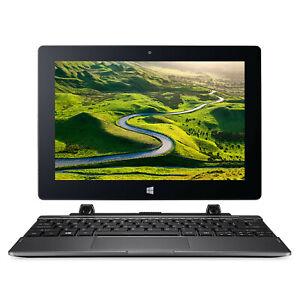 """Acer Switch SW1-011-12D3 10"""" Atom x5 1,44 GHz - SSD 64 Go + HDD 500 Go - 4 Go AZ"""