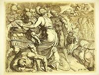 A D'Ulysse Théodore Van Thulden 1633 Ap the Primaticcio Odyssey of Ulysse 57