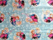 Brand New Disney Frozen Print Fabric