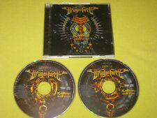Dragonforce The Hits The Highs 2016 - 2 CD Album MINT Power Metal Rock