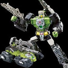 WEIJIANG Transformers G1 Headmasters Hardhead Action Figure Toy New in Box