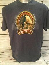 Yosemite National Park Outdoor Experience TShirt Travel Souvenir Tee Shirt T