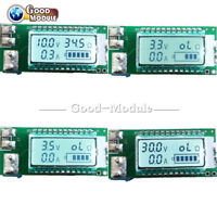 18650 Lithium Li-ion battery tester Capacity Voltage Current Detector LCD meter