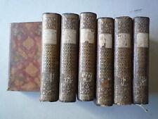 1803 L'ANNEE APOSTOLIQUE OU MEDITATIONS TOME 6 PAR ABBE DUQUESNE CHEZ COLLIGNON
