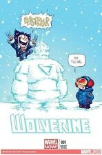 WOLVERINE Issue 1 - Young Baby Variant cover
