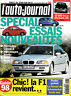 L'AUTO JOURNAL N° 484. 02/98. ESSAI BMW SERIE 3. MERCEDES CLASSE A. VW BEETLE