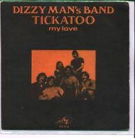 DSK DISQUE 45T - DJ-056 DIZZY MAN'S BAND TICKATOO