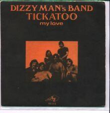 DSK DISQUE 45T - DJ-056 DIZZY MAN'S BAND TICKATOO