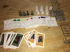 Lord of the Rings Monopoly Trilogy Edition replacement Cards, Tokens, Etc