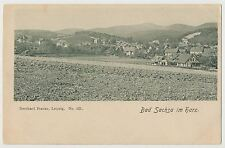 Bad Sachsa im Harz - Germany ca.1905