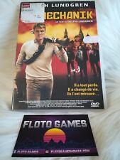 DVD ZONE 2 FR : The Mechanik - Dolph Lundgren - Genre : Action - Floto Games