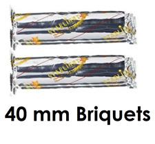 2 Roll, 20 Briquets 40mm STARLIGHT Charcoal Instant Burn Hookah Incense Carbon