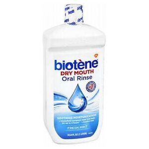 Biotene Mouthwash With Calcium 33.8 oz by Biotene