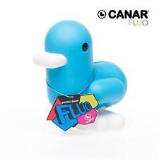 Dhink Dhink266-23 Canar 16cm Moneybox (Saving Bank) FLUO Series - Fluo Blue