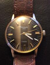 Alte Armbanduhr Herren Emromatic 2000  Uhr