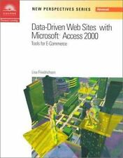 New Perspectives on Data-Driven Web Sites with Microsoft Access 2000: Tools for