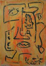 Bohumil KECIR (1904-1987) Gesicht 678 - Nr. H 53