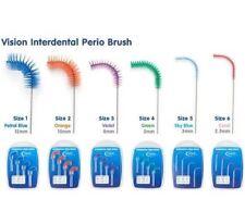 Vision Interdental Brush - 5mm Green - 4 Brushes Per Pack