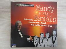 CD / MANDY & DIE BAMBIS / UNSERE GROSSEN ERFOLGE / AUSTRA / RAR /