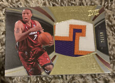 2008-09 Upper Deck Exquisite Prime SHAWN MARION GAME USED Patch #'d 27/50 SICK