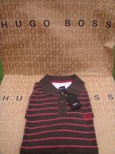 HUGO BOSS Short Sleeve Striped T-Shirts for Men