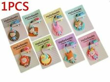 Cartoon Animals Dust Anti Keep Clean Ear Cap Plug Keychain for 3.5mm Phone