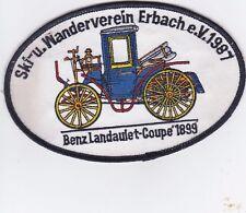 IVV-Stoff- Aufnäher Ski-u. Wanderverein Erbach e.V. 1987