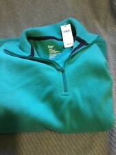 GAP Fleece Woman's Pullover Top RN 54023  Size Small NWT