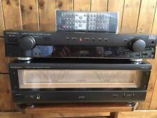 Technics®️ A1010 Power Amplifier and SU-C1010 Control Amplifier