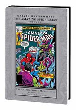 Amazing Spider-Man Marvel Masterworks Vol 17 by Len Wein & Ross Andru HC Sealed
