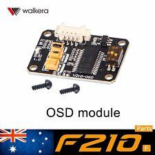 Walkera F210 OSD module