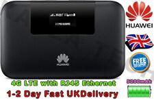 HUAWEI E5770 UNLOCKED LTE 4G RJ45 Mobile MIFI WIFI Pro Wireless Modem SimFree